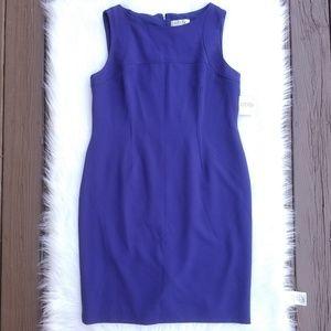 Kasper Strech Sleeveless Dress